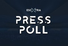 Press Poll logo