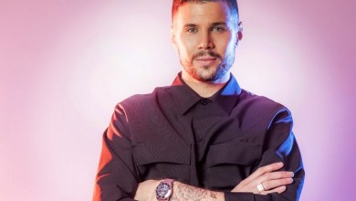 "Photo of 🇸🇪 Robin Bengtsson travels to London to film music video for ""Take A Chance"""