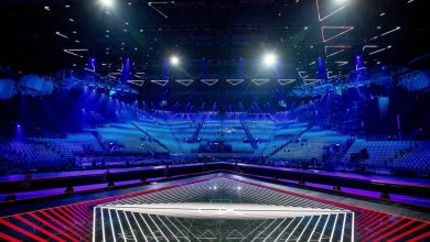 Eurovision 2019 stage (Andres Putting)