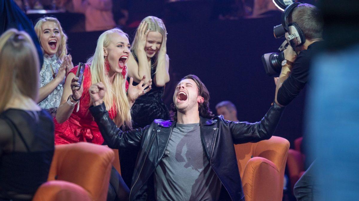 Victor Crone wins Eesti Laul 2019