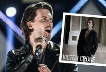 Photo of 🇪🇪 Victor Crone releases new single 'Yes, I Will Wait'
