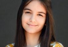 Anna Gjebrea Albania Junior Eurovision