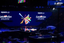 Preparing for Eurovision 2021 in Ahoy Rotterdam