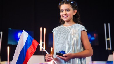 Photo of 🇷🇺 Sofia Feskova to represent Russia at Junior Eurovision 2020