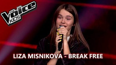 Photo of 🇧🇾 Liza Misnikova auditions for The Voice Kids Poland