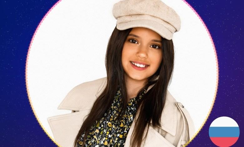 Sofia Feskova from Russia - Junior Eurovision 2020