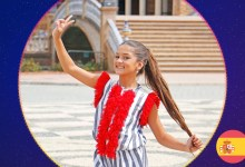 Photo of 🇪🇸  Meet Soleá and vote for SPAIN in Junior Eurovision 2020 now!