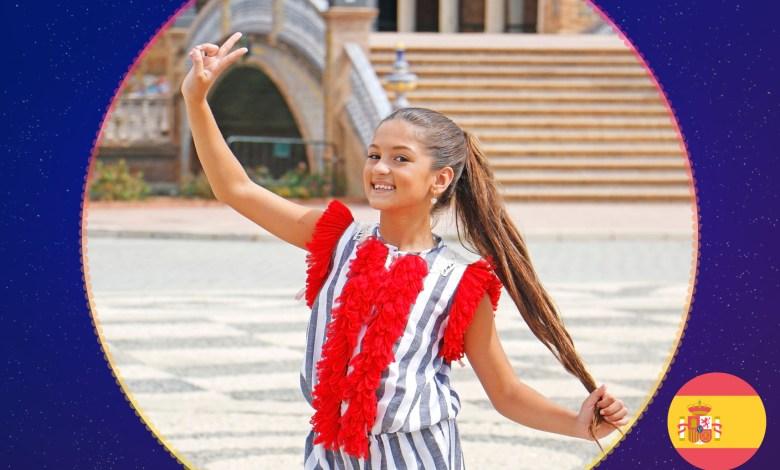 Soleá from Spain - Junior Eurovision 2020