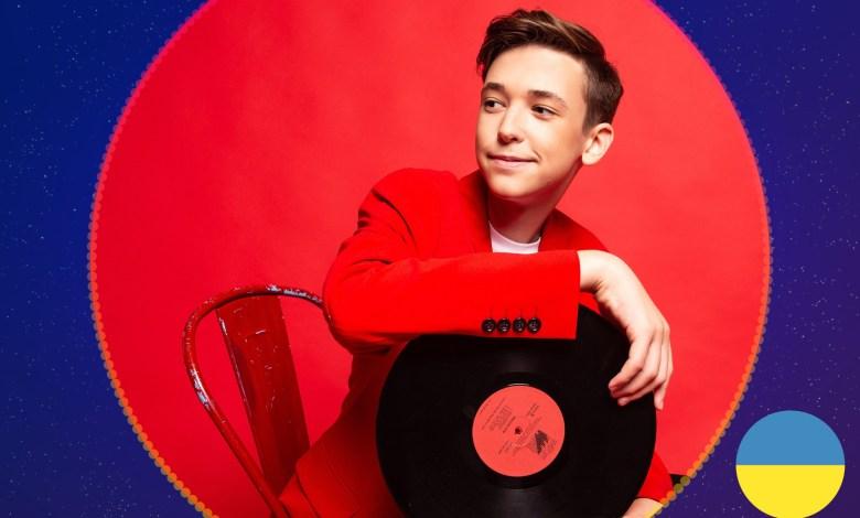 Oleksandr Balabanov from Ukraine - Junior Eurovision 2020