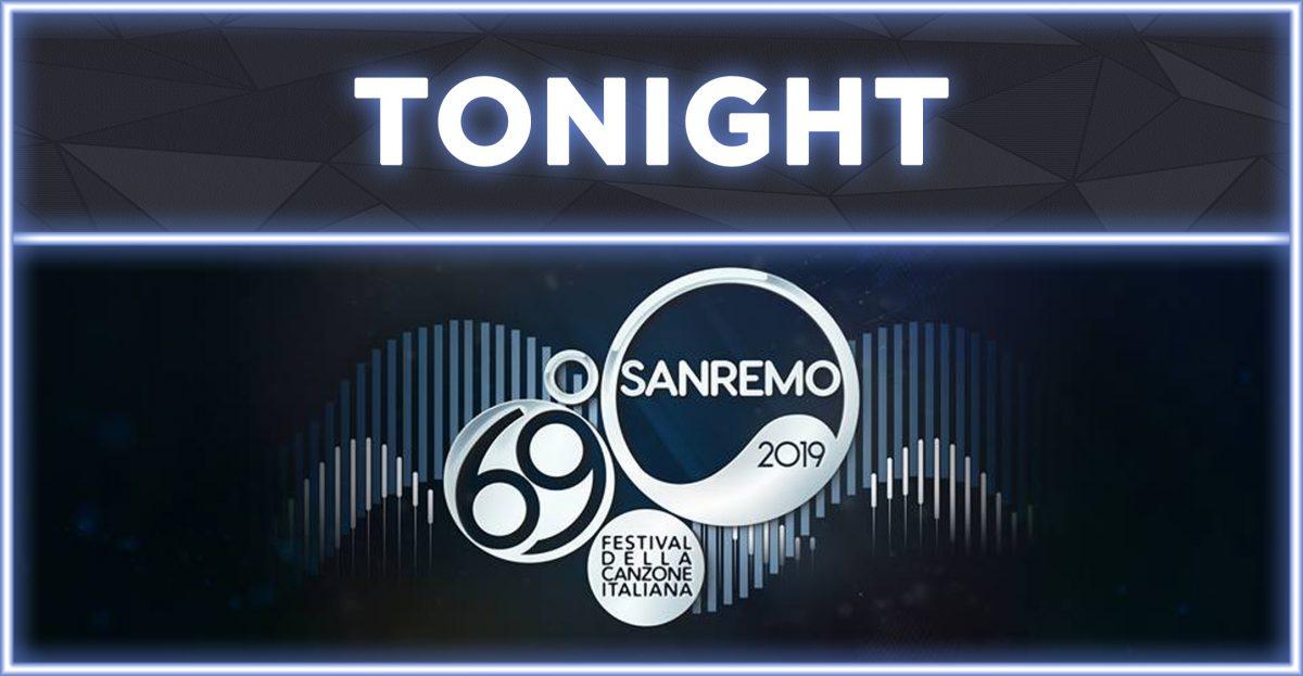 Tonight: Sanremo 2019