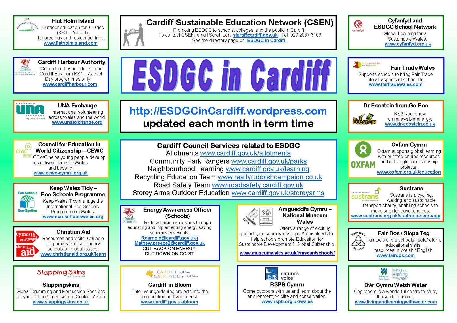 New Term For Esdgc