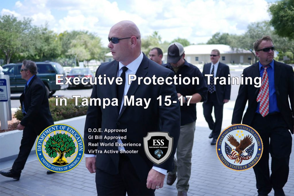 Enforcement Training Law Protection Executive