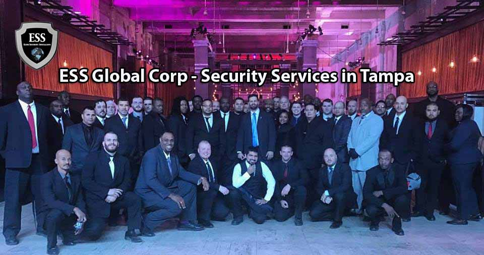 Event Security Tampa