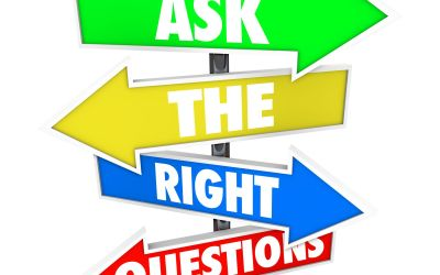 New Ideas Come From Being Able to Ask The Right Questions