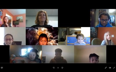 The Top 10 Things I learned from Teaching a Virtual Youth Entrepreneur Camp Live via Zoom