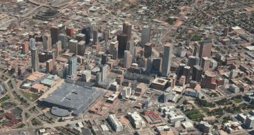 3D simulācija no Apple Maps
