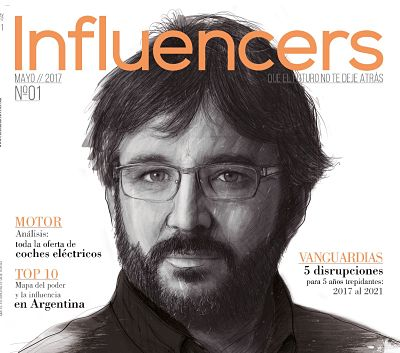 Portada Influencers revista 1
