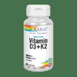 Vitamina D3 + K2