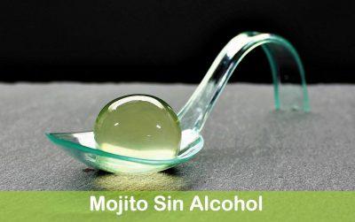 Mojito sin alcohol