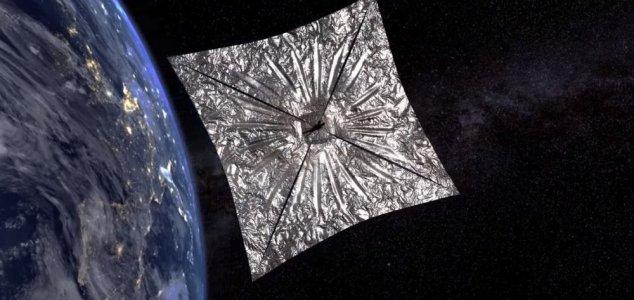 'LightSail 2' implanta sua vela solar na órbita da Terra