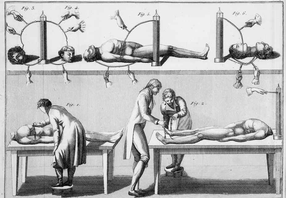 Frankenstein: Os experimentos reais que inspiraram a ciência ficcional.