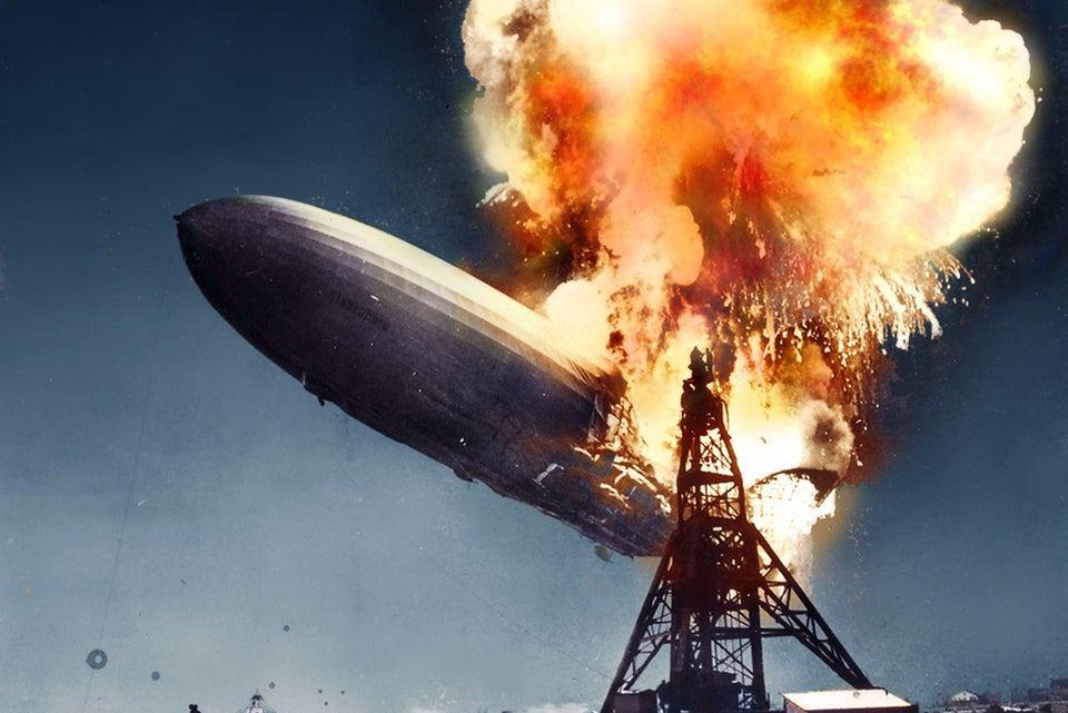 Imagens de vídeo inéditas têm ajudado os cientistas a aprender mais sobre o destino do Zeppelin.