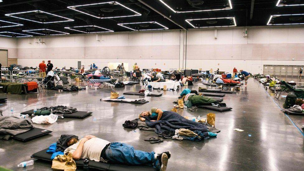 Canadá: Centenas de mortos enquanto rara onda de calor quebra recordes.