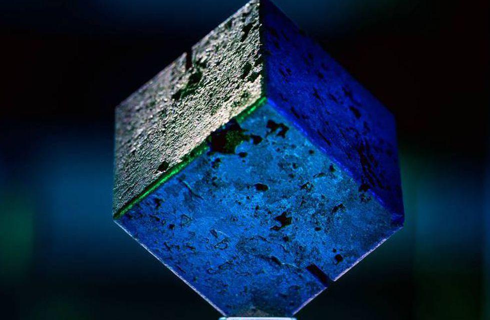 """Cubos de Heisenberg"" apontam para programa nuclear nazista."