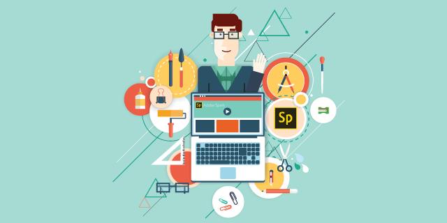 Imagen post Adobe Spark programas de diseño