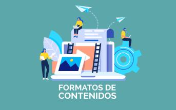Imagen post formatos de contenidos