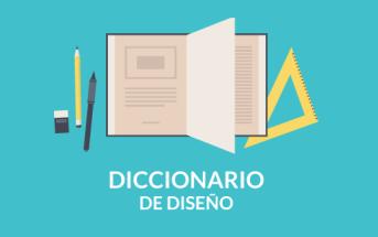 Imagen post diccionario diseño gráfico