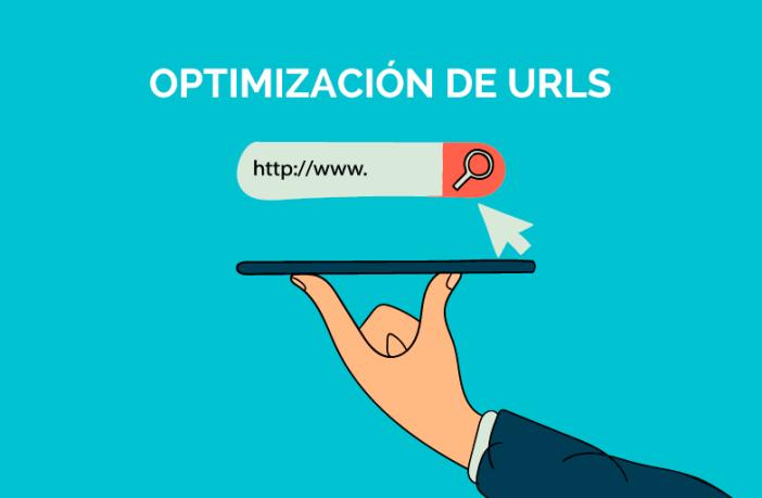 Imagen post optimización de URLs
