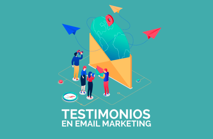 Imagen post testimonios en email marketing