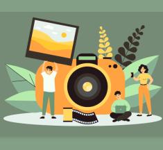 Cursos de fotografía profesional online gratis y de pago