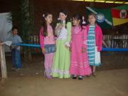 Meninas cantoras.