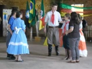 Tradicional festa do gaúcho, realizada no dia 13 de setembro.