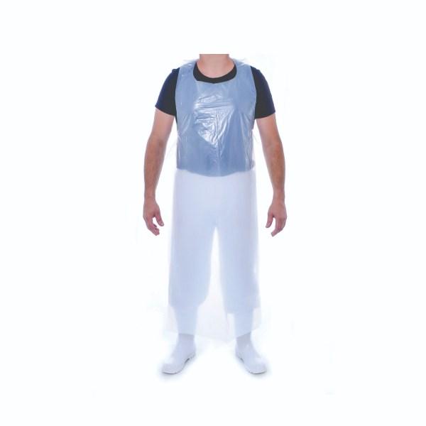 avental branco