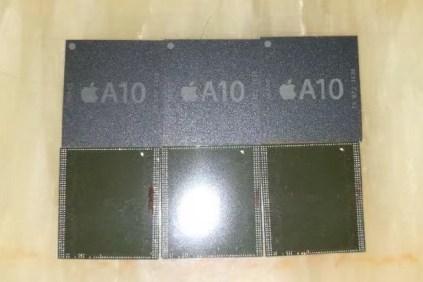 procesador del iPhone 7