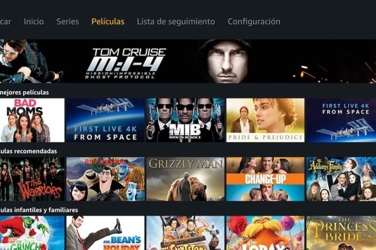 Amazon Prime Video Apple TV