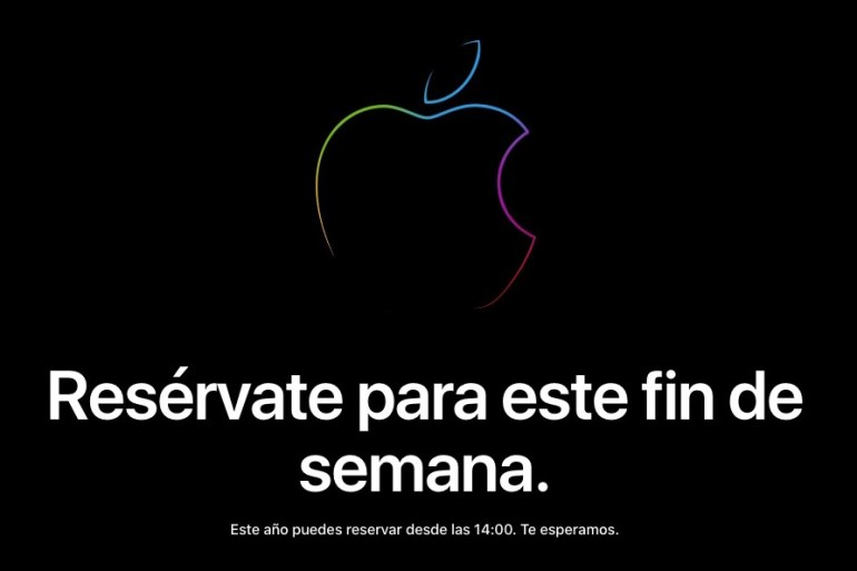 Apple store online cerrada