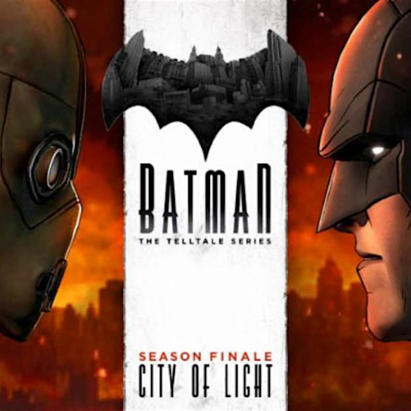 Batman Telltale ep 5 - City of Light