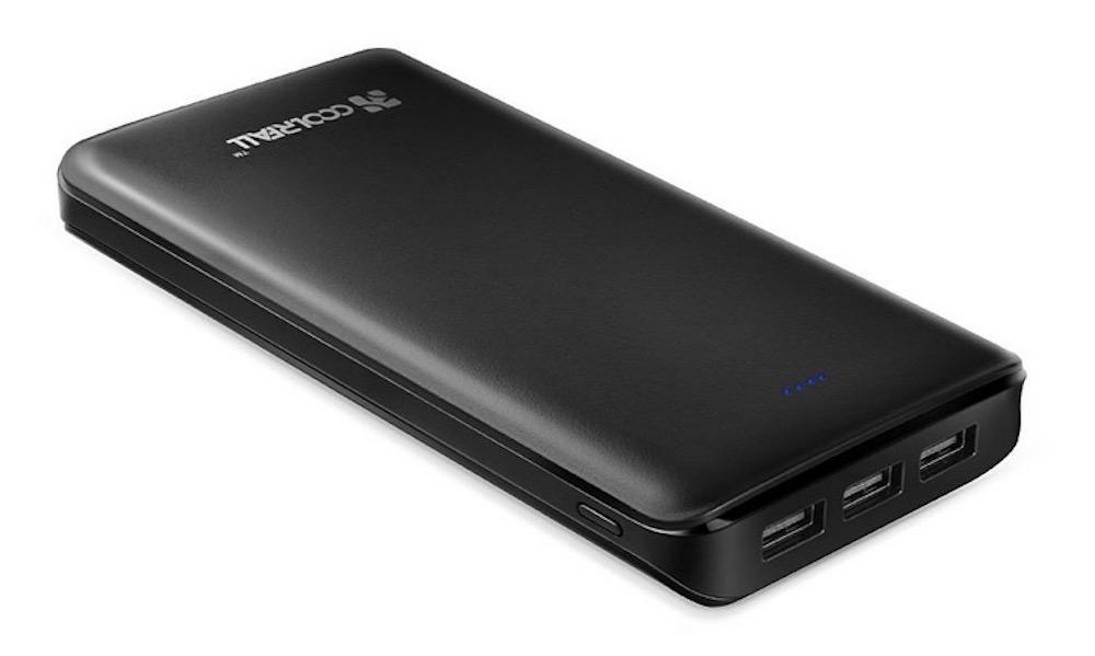 Batería externa Coolreall 20.000 mAh