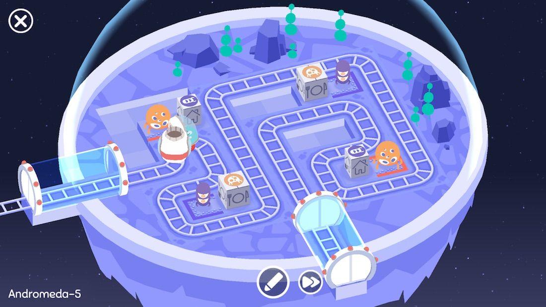 Cosmic Express para iOS
