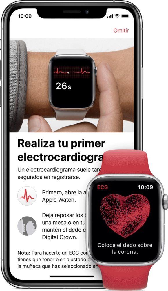 ECG Apple watch 4