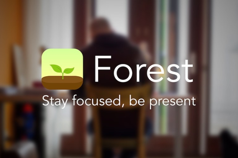 Forest App - Productividad