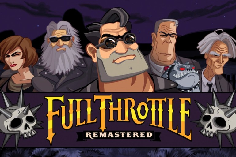 Full Throttle Remastered - iPhone y iPad