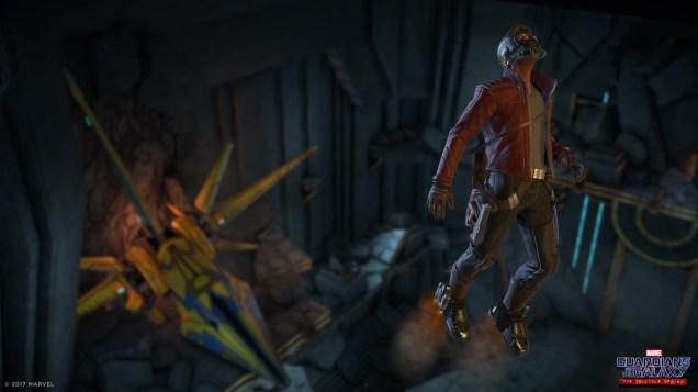 Guardianes de la Galaxia - The Telltale Game