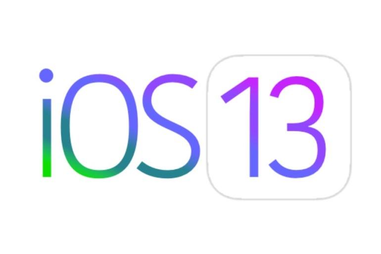 Texto: iOS 13