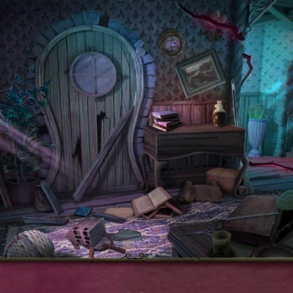 Nevertales: Shattered Image - Room Escape