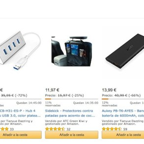 Ofertas Flash Amazon